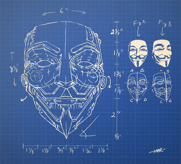 A Better Anonymous - (Artwork by Mar - sudux.com)