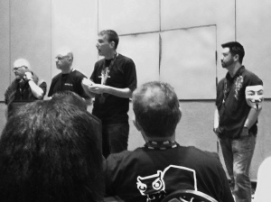 DEF CON 19 Whoever Fights Monsters Q&A